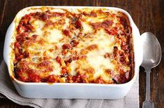 This aubergine parmigiana recipe makes a great vegetarian dinner, with layers of veg, tomato sauce and cheese. See more aubergine recipes at Tesco Real Food. Greek Recipes, Veggie Recipes, Italian Recipes, Vegetarian Recipes, Cooking Recipes, Aubergine Recipe, Wiener Schnitzel, Irish Stew, Tesco Real Food