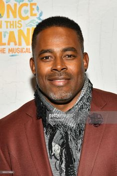 Lamman Rucker attends the 'Once On This Island' Broadway Opening Night at Circle in the Square Theatre on December 3, 2017 in New York City.