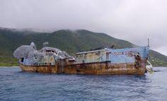 Ein Schiff findet seine letzte Ruhestätte und wird dafür wiederbelebt  Dieses Schiff kann eine bewegte Lebensgeschichte erzählen, die bis zum Schluss von spannenden Wendungen geprägt ist. Die YO-44 lief am 7. Dezember...