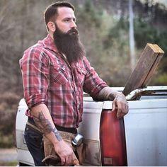 Beard Lover: 100 Gentle Beard Styles For Men To Try This Year. Lover: 45 Cool Short and Full Beard Styles for Men. Epic Beard, Full Beard, Great Beards, Awesome Beards, Hairy Men, Bearded Men, Scruffy Men, Barba Grande, Long Beards
