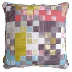 Imogen Heath  Minuet Cushion                                                    Digitally printed feather filled cushion.                                                                                                                                                £55.50