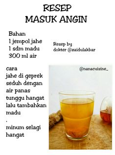 Healthy Juices, Healthy Drinks, Healthy Recipes, Diet Recipes, Natural Cough Remedies, Herbal Remedies, Juicing For Health, Health And Nutrition, Natural Medicine