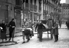 Spain - 1936-39. - GC - Requisa o evacuación? Por las caras requisa