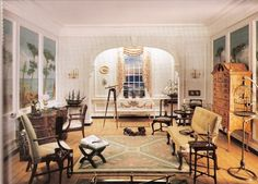 Federal Period American Parlor The Chesapeake Room