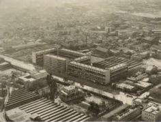 Casa Bloc en Sant Andreu, Barcelona, 1934-1936 |Josep Lluís Sert, Josep Torres Clavé y Joan Baptista Subirana