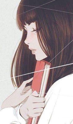 Фотография anime в 2019 г. desenhos aleatórios, ilustração de personagens и Manga Girl, Anime Art Girl, Manga Anime, Anime Girls, Anime Kawaii, Fille Blonde Anime, Wie Zeichnet Man Manga, Estilo Anime, Digital Art Girl