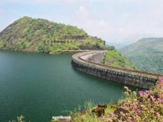 Highest arch dams in The Dam, located in India, is a m ft) tall arch dam. The dam stands between the two mountains - Kuravanmala and Kurathimala Arabian Sea, Kerala Tourism, Wildlife Park, Kerala India, Hill Station, Places Of Interest, India Travel, Incredible India, Continents