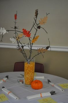 simple and easy for kids to make this....40 Amazing Thanksgiving Diy Decorations