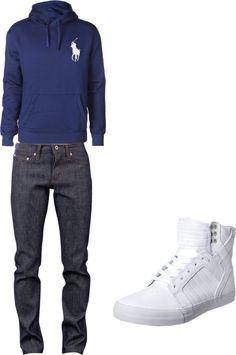 """Simple Men Outfit"""