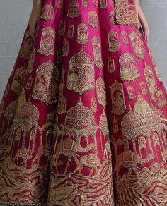 Looking for Bridal Lehenga for your wedding ? Dulhaniyaa curated the list of Best Bridal Wear Store with variety of Bridal Lehenga with their prices Indian Bridal Outfits, Indian Bridal Lehenga, Indian Bridal Fashion, Indian Bridal Wear, Bridal Mehndi, Pakistani Bridal, Wedding Lehnga, Desi Wedding Dresses, Lehanga Bridal