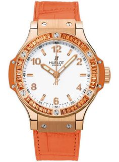 Hublot Watches - Big Bang 38mm Tutti Frutti -Red Gold - Style No: 361.PO.2010.LR.1906