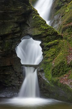 'Merlin's Well', St Nectan's Glen, Cornwall