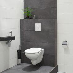 Small Toilet Design, Small Toilet Room, Washroom Design, Bathroom Design Luxury, Decor Interior Design, Interior Design Living Room, Wc Design, Modern Toilet, Downstairs Toilet