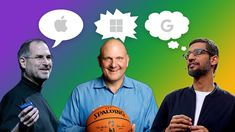 Let's decide once and for all which CEO from Apple, Microsoft and Google has given the best presentation. Maybe there's something we can all learn from them?
