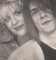 I got Kurt's number when they were on tour, and I would call him, and I would do interviews with people who I knew were going to interview Nirvana, and I would tell them I had a crush on Kurt. -Courtney Love