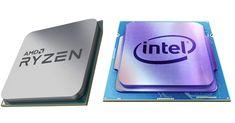 Gaming Pc Parts, Intel Processors, Chart