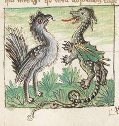 Luzern, Zentral- und Hochschulbibliothek, Msc. 42. fol.: Nicolas de Lira, Commentaire de la Bible (vers 1270/1275-1349)