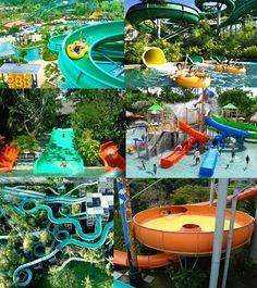 Bali Waterbomb Park