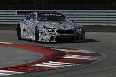 BMW M6 GT3 goes to the Nurburgring to make some noise - http://www.bmwblog.com/2015/08/19/bmw-m6-gt3-goes-to-the-nurburgring-to-make-some-noise/