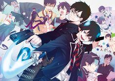 Check out our 270 Blue Exorcist Wallpapers and Backgrounds and download them on all your devices, Computer, Smartphone, Tablet...