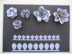 Die/'sire Classiques Paper Crafting 3D Quilling Flower Die Traditional Stamen