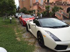 Lamborghini Gallardo Spider, Ferrari California T, Wolkswagen Maggiolini e Maserati Ghibli!!! Alcune delle nostre Splendide vetture ideali per il tuo fantastico  Matrimonio!!!