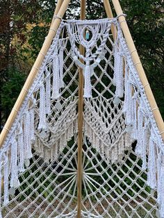 Excited to share the latest addition to my shop: Macrame Wedding Teepee Rental, Macrame Wedding Backdrop, Macrame Teepee, Tipi Wedding Decor Bohemian Wedding Decor Bohemian Wedding Decorations, Tipi Wedding, Wedding Blog, Wedding Ideas, Macrame Design, Macrame Art, Bohemian Living, Bohemian Decor, Gypsy Living