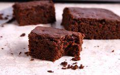 Vegan Brownies Recipe Desserts with all-purpose flour, granulated sugar…