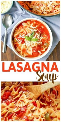 Try this Lasagna Sou