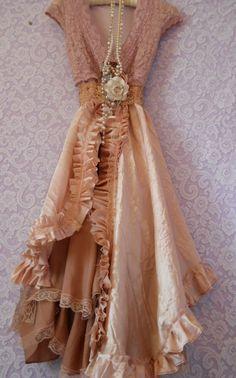 different vintage bridesmaid dresses??