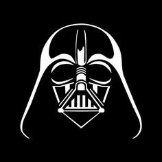 Darth Vader Who's Your Daddy Decal / Sticker - Choose Color & Size - Star Wars Darth Vader Vector, Darth Vader Stencil, Darth Vader Artwork, Darth Vader Tattoo, Disfraz Darth Vader, Darth Vader Maske, Vader Wallpaper, Star Wars Wallpaper, Star Wars Silhouette