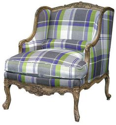 tartan dining chair covers for sale wine barrel adirondack chairs 54 best plaid images   couches, chair,