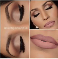 First-eyes & lips