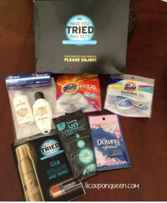Hurry! Request again! Free breathe right samples, tide pods and more!