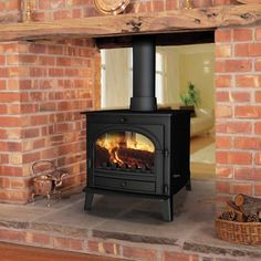 Double Sided WoodBurners, Double Sided Stoves