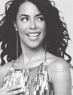 one of my faves Beautiful Soul, Beautiful Black Women, Rip Aaliyah, Aaliyah Haughton, Pretty Females, I Miss Her, Black Girls Rock, Her Music, Woman Face