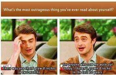 Harry Potter Funny, Daniel Radcliffe