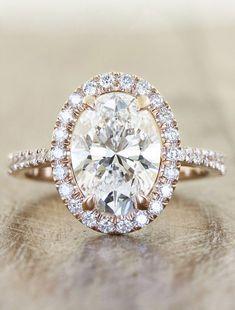 Engagement ring - Ken and Dana Design