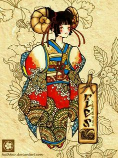 Aries | Oriental Astrology | The Ram