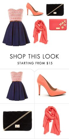 """""""Me"""" by fashionforyou12 ❤ liked on Polyvore featuring Forever 21, Nordstrom, Henri Bendel, women's clothing, women, female, woman, misses and juniors"""