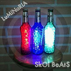 Luminária SkOl BeaTs Para decorar seu ambiente com muito mais estilo