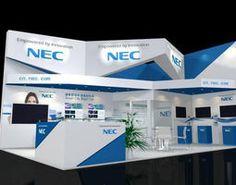 Exhibition area 9X6 3DMax2009-2629 3D Model