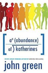 An Abundance of Katherines | Review | Dueling Librarians