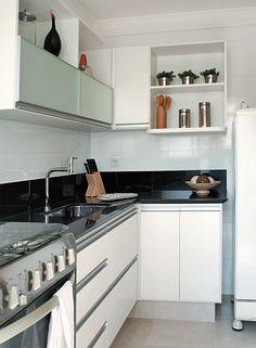 Ideias certeiras para decorar um apartamento de 70 m2 - Casa
