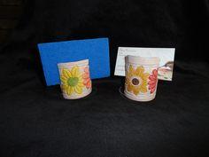 Spongeholder! Business card holder! $5 pl ship. Stoneware clay. handmade.