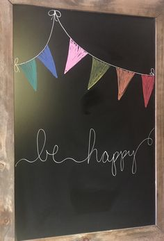 Trendy Ideas For Spring Chalkboard Art Diy Fun Chalkboard Wall Art, Chalkboard Doodles, Chalkboard Writing, Chalk Wall, Chalkboard Drawings, Chalkboard Lettering, Chalkboard Designs, Chalk Drawings, Summer Chalkboard Art