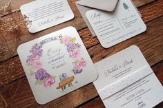 very cute, love the round edges. like the size of the invitations.