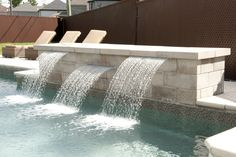 Outdoor Living, Outdoor Decor, Natural Stones, Pools, Terrace, Nature, Home Decor, Balcony, Swimming Pools