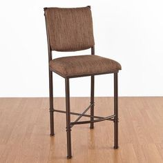 Have to have it. Grace 34 in. Extra Tall Bar Stool - No Arms - Stationary - $349.8 @hayneedle