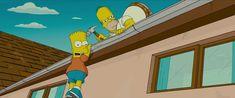 #Simpsons Bart n Homer